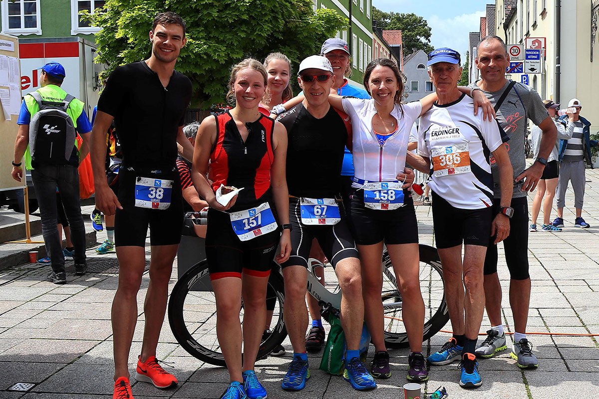 Triathlon Vereinsmeisterschaft 2019